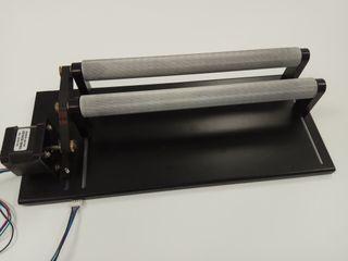 Eje rotatorio para láser CO2 - Cuarto eje - Rotary