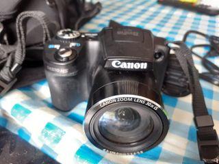 Cámara Canon SX510 HS
