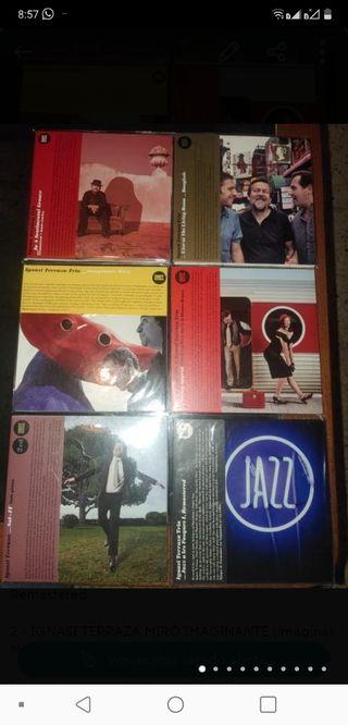 Pack de 8 discos de Ignaci Terraza Trio - 8 CDs