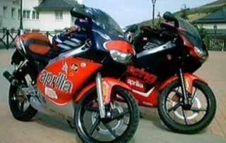 TAPAS APRILIA RS 50