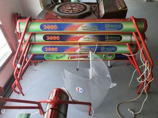 luces futbolin presas 2000