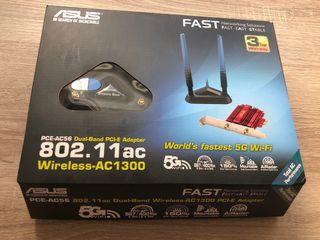 ASUS PCE-AC56 - Tarjeta WiFi Adaptador