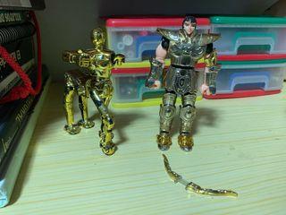 Caballeros del zodiaco sagitario de los 12 de oro