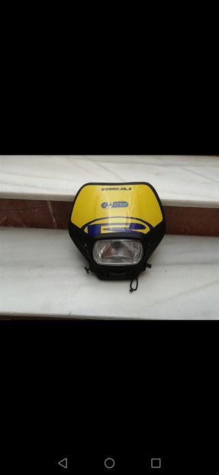 careta moto rieju usada