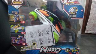 coche teledirigido Nikko psychoGyro.