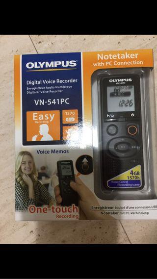 Grabadora digital Olympus VN-541 PC