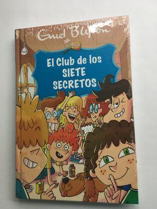 Libros de Enid Blyton del Club de los Siete
