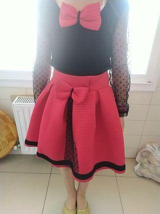 Conjunto de vestido