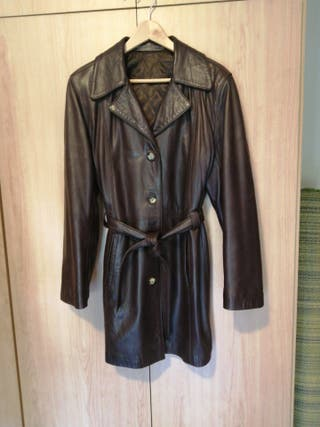 Abrigo chaqueta de piel.. Mujer
