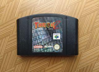 Nintendo 64 Turok 2 Pal