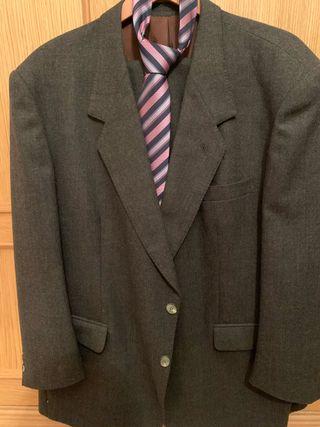 Traje+corbata caballero talla 60