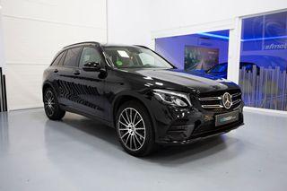 Mercedes GLC 250d 4MATIC 9G-Tronic 204cv
