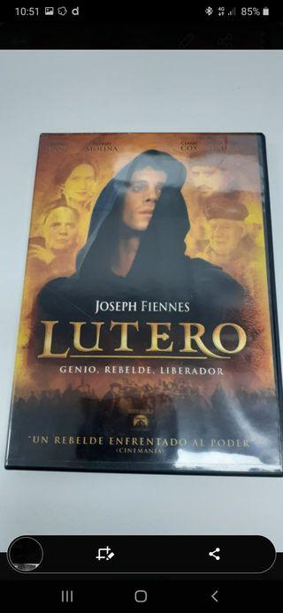 Lote 3 dvd. Lista Schindler, Lutero y Fantasma Ópe