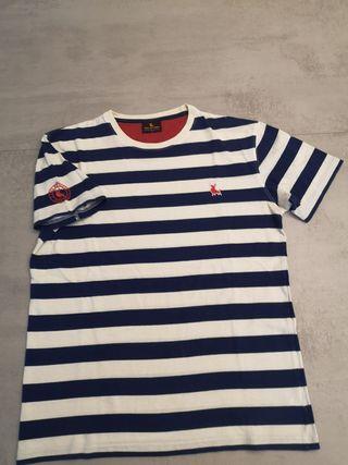 Camiseta marca Piel de Toro