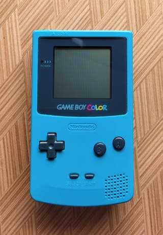 Consola Gameboy Color Pal España c/ tapa de pilas