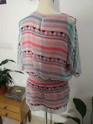 Vestido talla M melrose