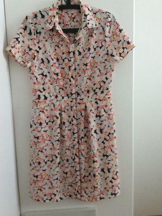 Fresco vestido de verano