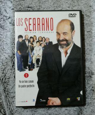 Primeros Capítulos Los Serrano