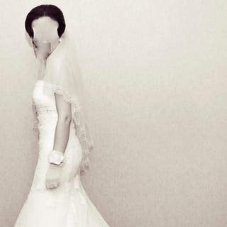 vendo vestido de novia talla 36