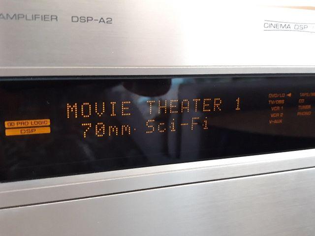 Home Cinema Yamaha A2