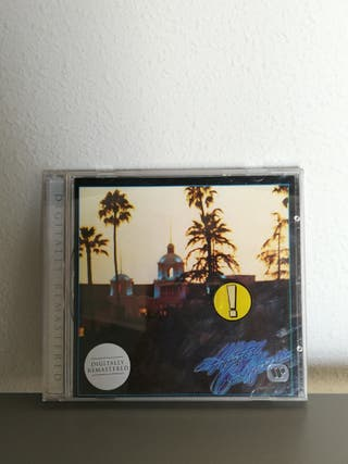 CD Eagles Hotel California