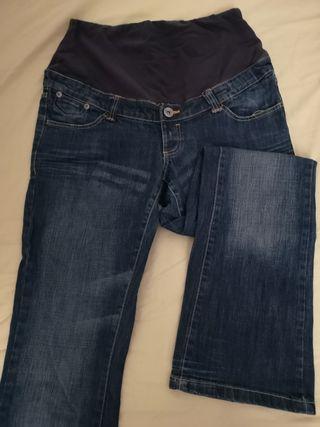 Pantalones premamá de H&M