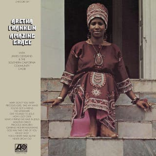Vinilo Amazing Grace Aretha Franklin