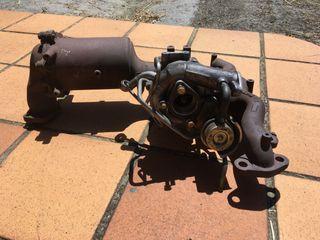 Turbo nissan almera 2.2 di n16