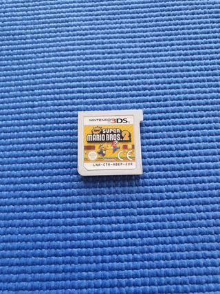 New súper Mario Bros 2 3ds