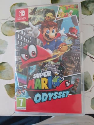 Súper Mario Odyssey (Nintendo Switch)