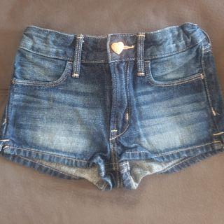 Pantalon corto niña.