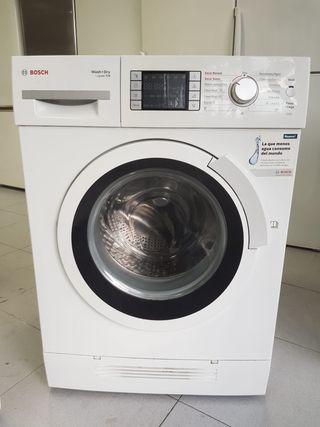 lavadora con secadora marca BOSCH