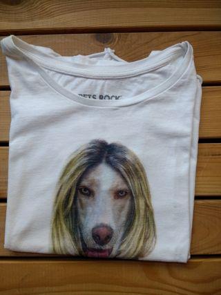 Camiseta Pets Rock