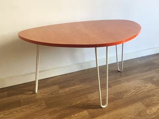 Mesa de Centro o Auxiliar Vintage