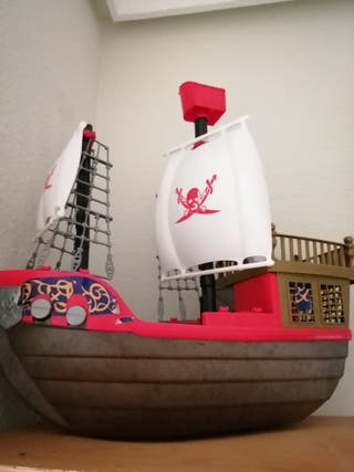 Vendo Barco Pirata(Precio Negociable)