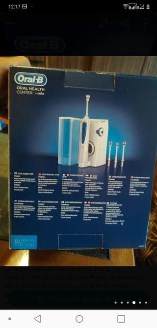 8 UNIDADES - Irrigadores Oral-B OxyJet MD20, 600ml