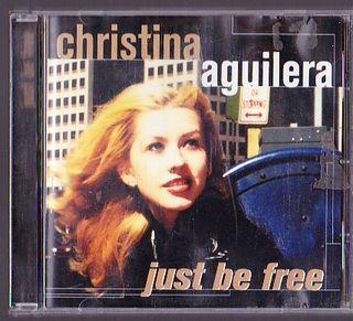 CHRISTINA AGUILERA JUST BE FREE CD