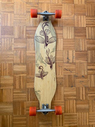 Longboard LOADED Vanguard