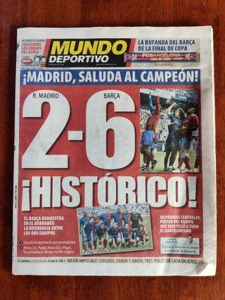Periódicos deportivos 2-6