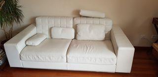 Sofa piel Grassoler