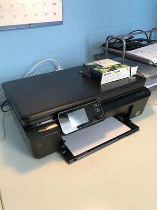 Impresora y escáner HP Photosmart 5520