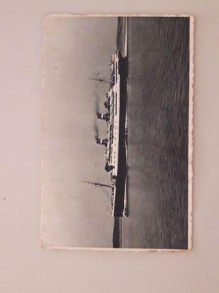 antigua postal finales años 20's