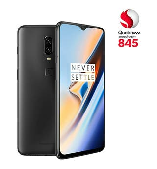 Oneplus 6T (impecable con accesorios)