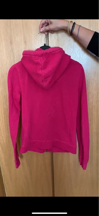 SUDADERA ROSA CHICLE ABERCROMBIE&FITCH