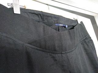 Pantalones finos premamá T40