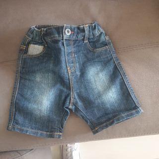 Pantalón corto niño.