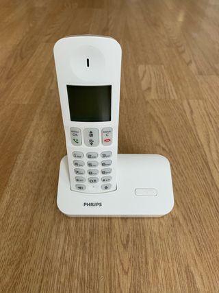 Teléfono Inalámbrico Philips D400