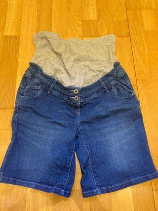 Pantalón corto premamá