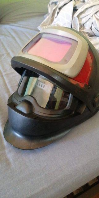 careta de soldadura speedglass 9100 SX