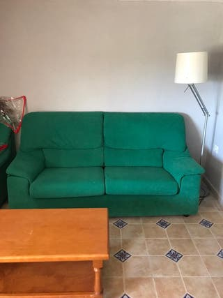 comedor con sofas